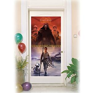 Läs mer om Star Wars: The Force Awakens dörrbanderoll