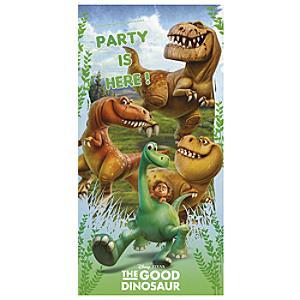Läs mer om Den gode dinosaurien dörrbanderoll