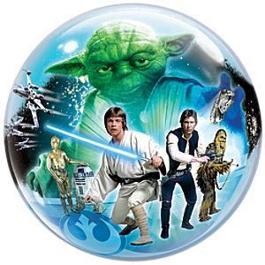 Läs mer om Star Wars bubbelballong