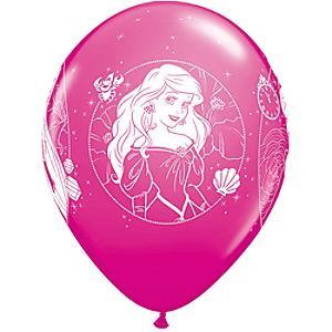 Läs mer om Disney Prinsessor 6x ballonger