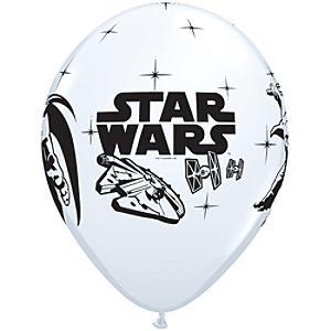 Läs mer om StarWars 6x ballonger