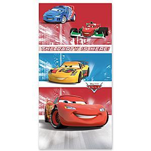 Läs mer om Disney Pixar Bilar dörrbanderoll