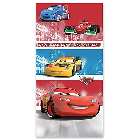 Panneau de porte Disney Pixar Cars