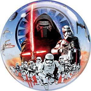 Läs mer om Star Wars: The Force Awakens bubbelballong
