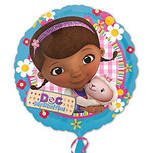 Läs mer om Doktor McStuffins folieballong