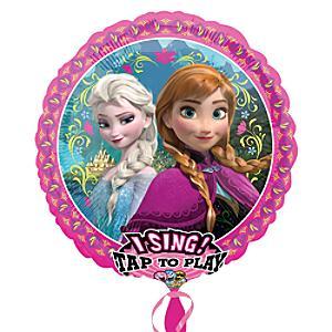 Läs mer om Frost sjungande ballong