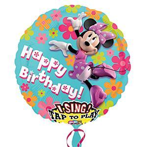 Mimmi Pigg sjungande ballong