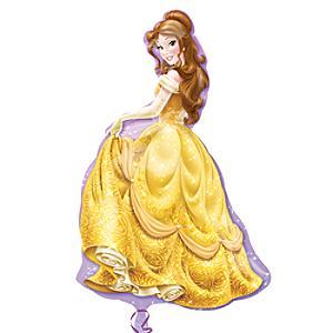 Läs mer om Belle stor formballong