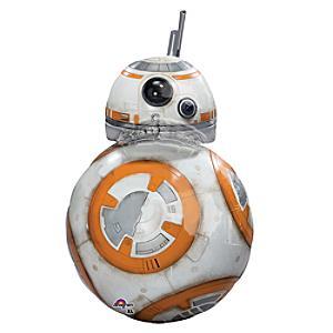 Läs mer om BB-8 stor formad ballong