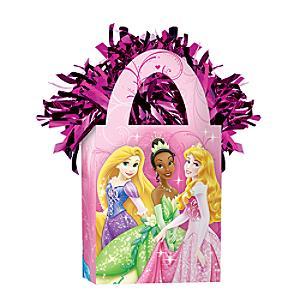 Läs mer om Disney Prinsessor ballongvikt