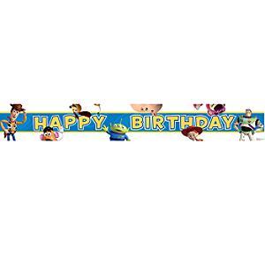 Läs mer om Toy Story foliebanderoll