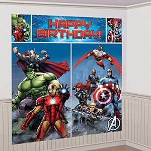 Läs mer om Avengers partykuliss