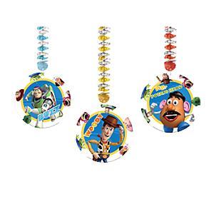 Läs mer om Toy Story hängande dekorationer