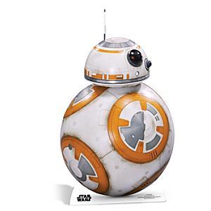 Läs mer om BB-8 kartongfigur