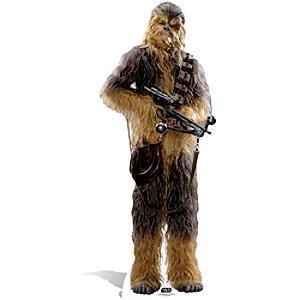 Läs mer om Chewbacca kartongfigur