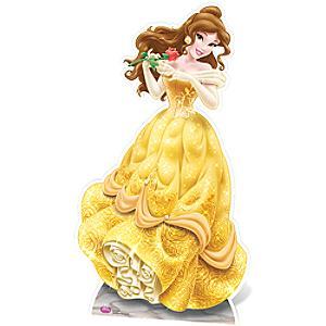 Läs mer om Belle kartongfigur