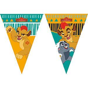 Läs mer om Lejonvakten flaggbanderoll