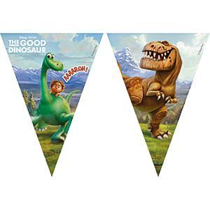 Läs mer om Den gode dinosaurien flaggbanderoll
