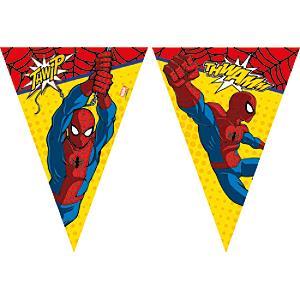 Läs mer om Spider-Man flaggspel