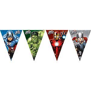 Läs mer om Avengers flaggspel