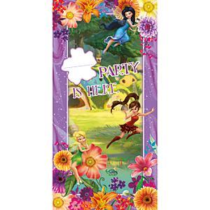 Läs mer om Disney Fairies dörrbanderoll