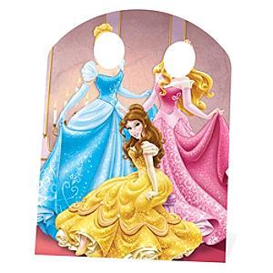 Läs mer om Disney Prinsessor utstansad figur med hål för ansiktet
