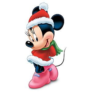 minnie-mouse-christmas-character-cutout