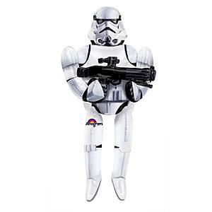 Läs mer om Stormtrooper vandrande ballong
