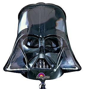 Läs mer om Darth Vader Supershape ballong