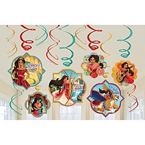 Läs mer om Elena från Avalor 6x spiralgirlanger