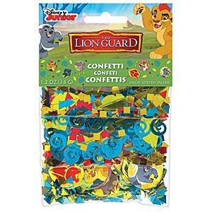 Läs mer om Lejonvakten konfetti