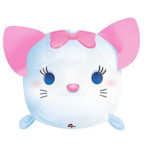 Läs mer om Marie Tsum Tsum folieballong, Aristocats
