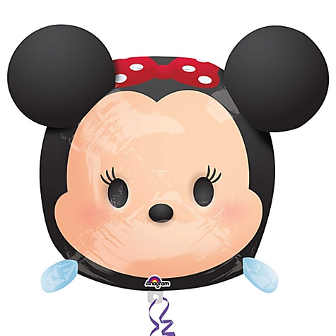 Ballon Extra large tsum tsum minnie