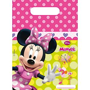 minnie mouse 6x party bags pack