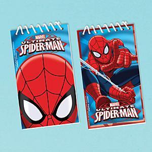 Läs mer om Spider-Man 12x anteckningsblock