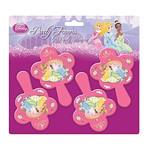 Disney Prinsessor set med 4 speglar