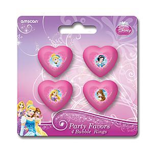Läs mer om Disney Prinsessor 4x ringar