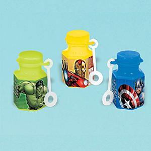 Läs mer om Avengers 12x minibubblor
