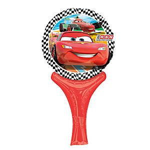 disney pixar cars inflatable party toy