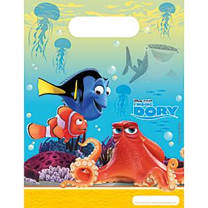 finding dory 6x party bag pack