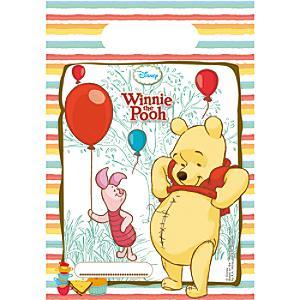 Image of Winnie the Pooh, 6 sacchettini