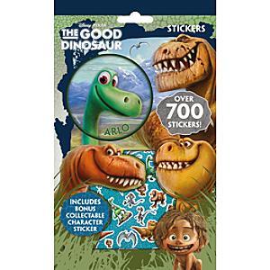 Läs mer om Den gode dinosaurien klistermärken