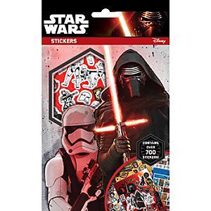 Läs mer om Star Wars: The Force Awakens klistermärken, 700+