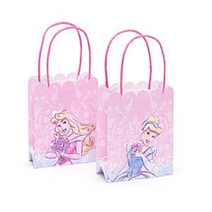 Läs mer om Disney Prinsessor 6x partypåsar i papper