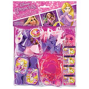 Läs mer om Rapunzel gästpresenter i storpack, Trassel