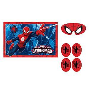 Läs mer om Spider-Man Träffa rätt partylek