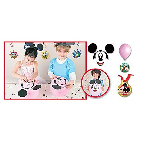 Jeu festif Crée une tête Mickey Mouse