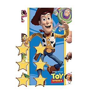 Läs mer om Toy Story Träffa rätt, partylek