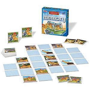 Läs mer om Lejonvaken memoryspel