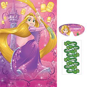 Läs mer om Rapunzel partylek, Trassel